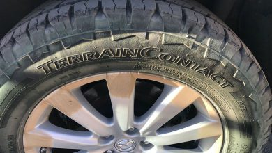 Photo of Road Test: Continental TerrainContact A/T Tires