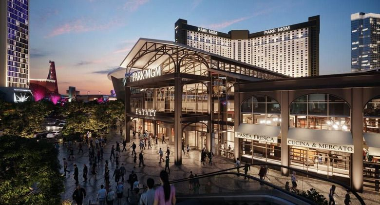 Photo of Park MGM: The Vegas Strip's Newest Luxury Resort
