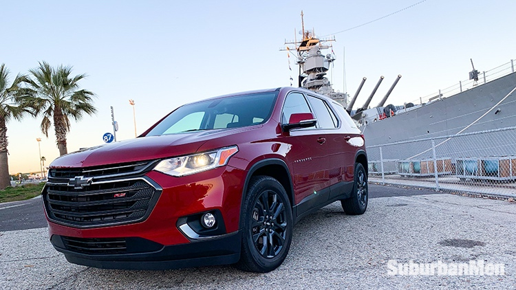 Photo of First Drive: 2019 Chevrolet Traverse RS
