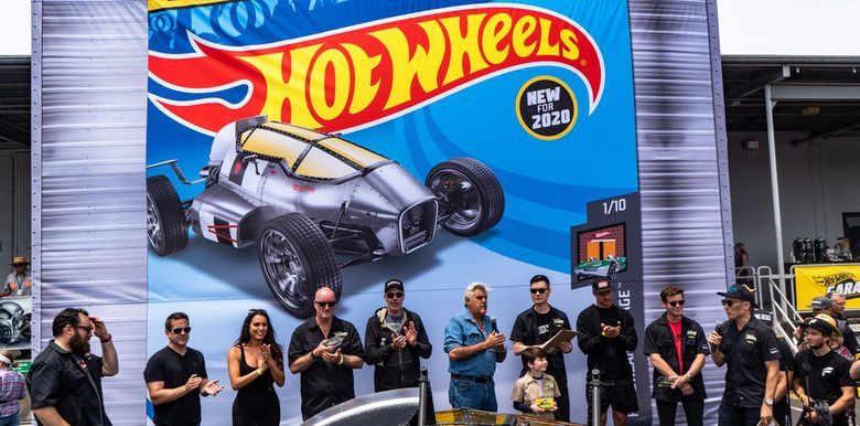 Photo of The Hot Wheels Legends Tour