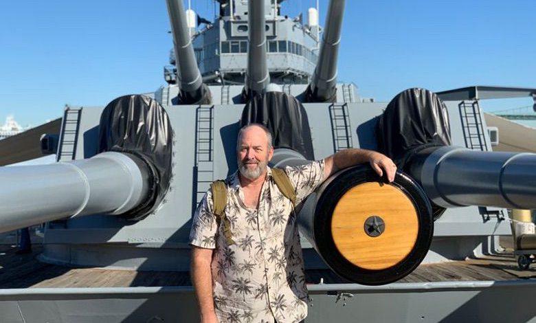 Photo of My Day Aboard the Historic Battleship USS Iowa (Video & Photos)
