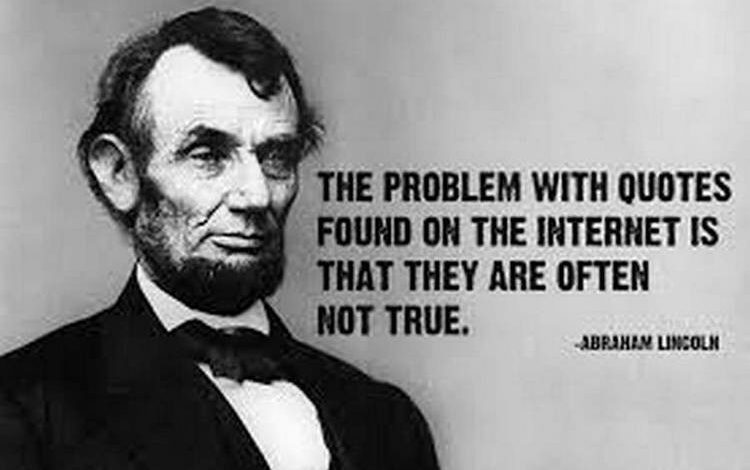 Photo of Here's a Few Abe Lincoln Memes for Your Viewing Pleasure (20 Photos)