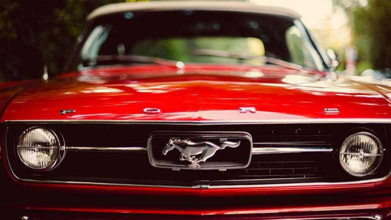 Photo of Afternoon Drive: American Muscle Cars (28 Photos)