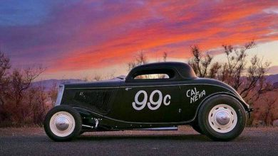 Photo of Afternoon Drive: Hot Rods and Rat Rods (29 Photos)