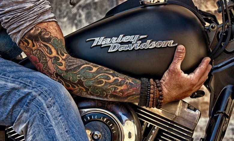 Photo of Afternoon Drive: Two-Wheeled Freedom Machines (32 Photos)
