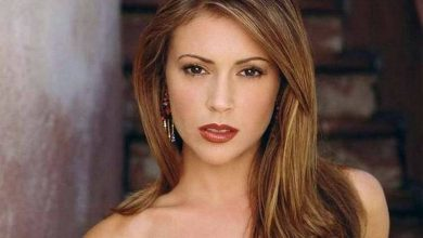 Photo of Women We Love – Alyssa Milano (26 photos)