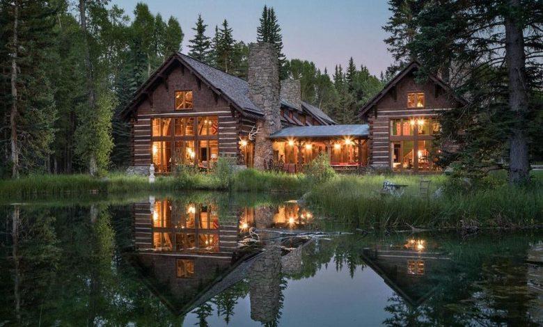 Photo of Dream House: Wyoming Woodland Retreat (17 Photos)