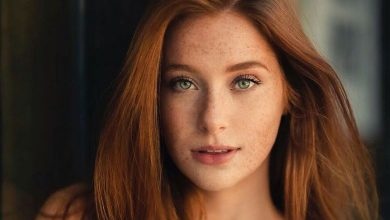Photo of If You Like Red Hair and Freckles, Madeline Ford Is Your Girl (22 Photos)