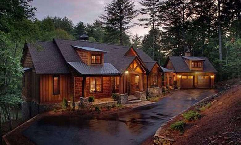 Photo of Dream Home: Luxury Rustic Homes (27 Photos)