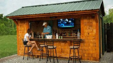 Photo of Turning Your Shed Into a Bar is Pure Genius! (28 Photos)