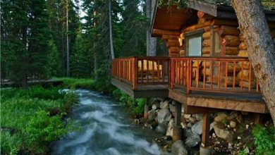 Photo of All I Need is a Little Cabin in the Woods (38 Photos)