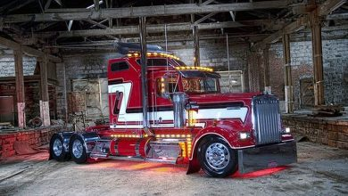 Photo of Afternoon Drive: Big Rigs (24 Photos)