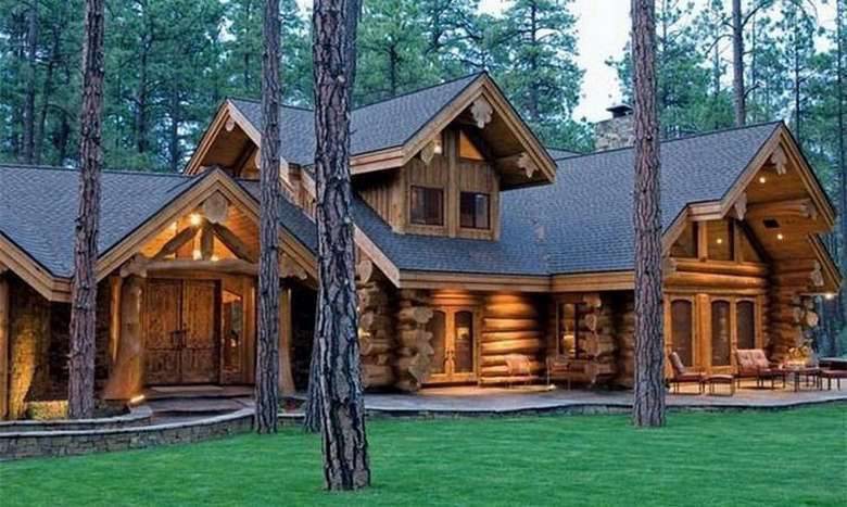Photo of I Can See Myself in One of These Rustic Dream Homes (29 Photos)