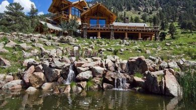 Photo of Dream House Colorado Log Estate (25 Photos)