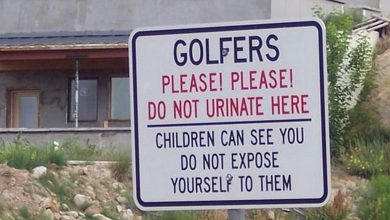 Photo of Golf is the Best/Worst Game Ever (26 Photos)