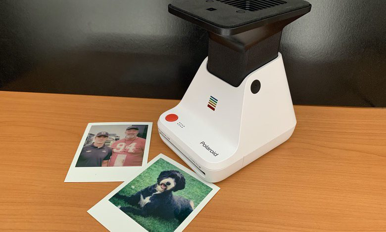 Photo of Print Polaroids from Your Smartphone with the Polaroid Lab