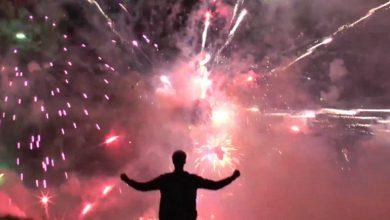 Photo of Stop What You're Doing and Watch this 5,000 Firework Deathstar Video