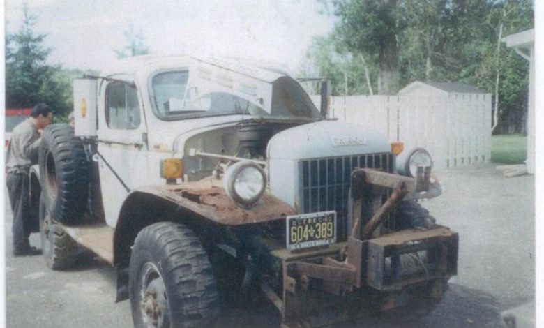 Photo of You Won't Believe What This 1960 Fargo Power Wagon Looks Like Today (20 Photos)