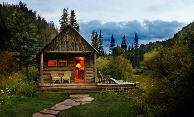 Photo of All I Need Is a Little Cabin in the Woods (28 Photos)