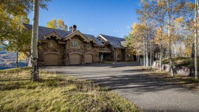 Photo of Dream House – Colorado Log Home with Spectacular Views (29 Photos)