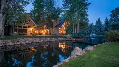 Photo of Dream House: Luxurious Idaho Horse Farm (27 Photos)