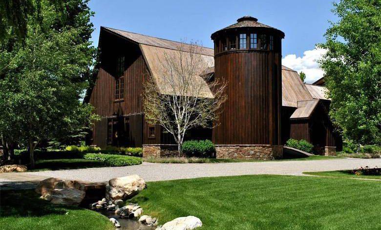 Photo of Dream House: Sun Valley Barn Restoration (15 Photos)
