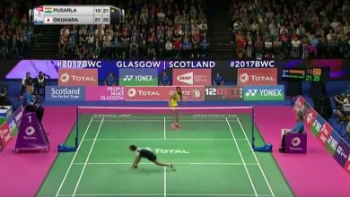 Photo of If You Think Badminton Isn't Hardcore, Watch This 73 Shot Rally (Video)