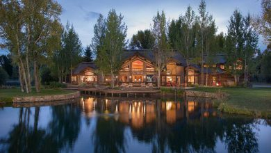 Photo of The Crescent H Ranch is the Manliest House of 2019 (15 Photos)