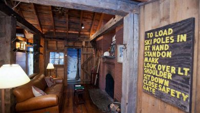 Photo of This Cozy Vermont Cabin is the Perfect Getaway (12 Photos)