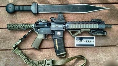 Photo of Zombie Weapons So They Can't Eat Your Braaaaains (32 Photos)