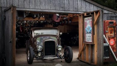 Photo of Afternoon Drive: Hot Rods and Rat Rods (28 Photos)