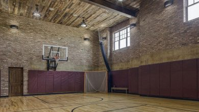 Photo of Check Out These Awesome Home Sports Courts (24 Photos)