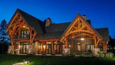 Photo of Dream Home – Timber Frame Sweetness (30 Photos)