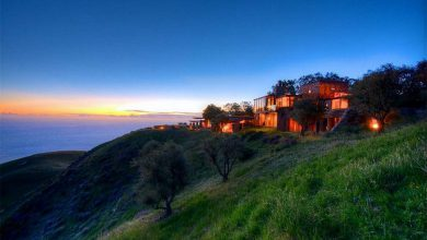 Photo of Dream House – Big Sur Coast Ridge Estate (25 Photos)
