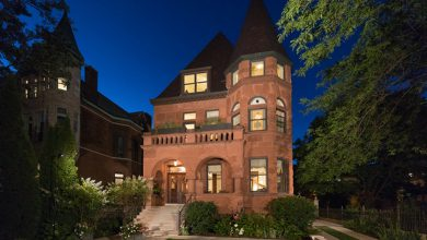 Photo of Dream House: Chicago Lincoln Park Estate (23 Photos)