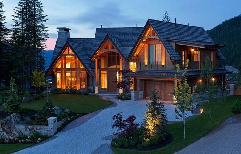 Dream House - Luxury Whistler Mountain Estate (28 Photos) (1)