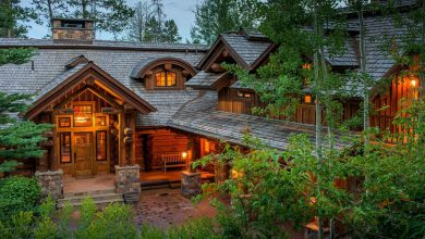 Photo of Dream House – Wyoming Log Ski Home (21 Photos)