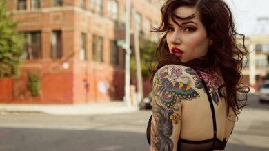Photo of Women Make a Beautiful Canvas (26 Photos)