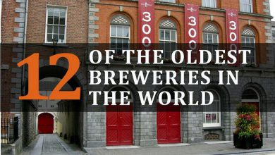 Photo of 12 of the Oldest Breweries in the World