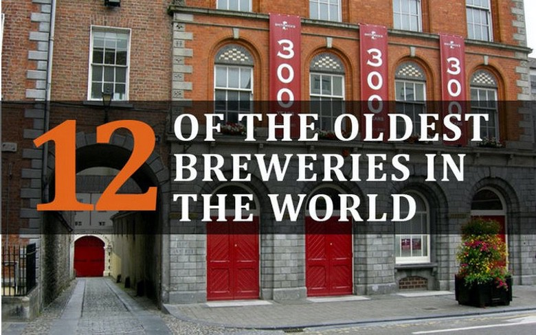 12 of the Oldest Breweries in the World (1)