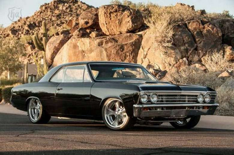 Afternoon Drive: American Muscle Cars (1)