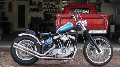 Photo of Afternoon Drive: Two-Wheeled Freedom Machines  (28 Photos)
