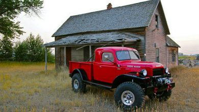 Photo of Check Out This Beautifully Restored 1946 Dodge Legacy Power Wagon (16 Photos)