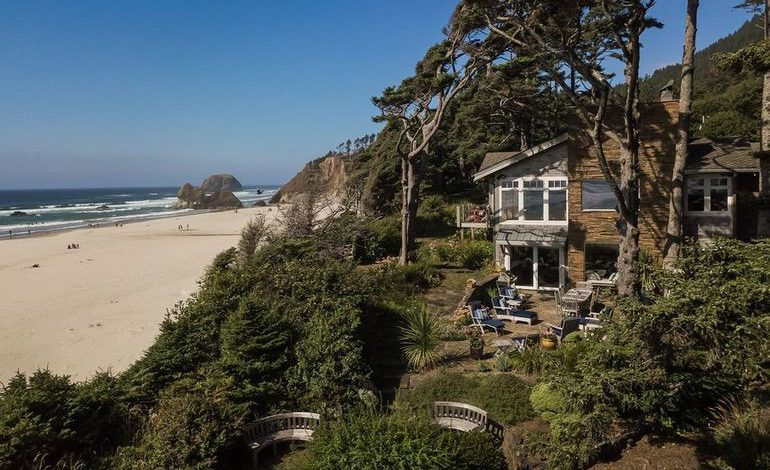 Photo of Dream House: Oregon Coastal Retreat (21 Photos)