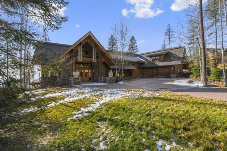 Dream House: Whitefish, Montana Timberframe (1)