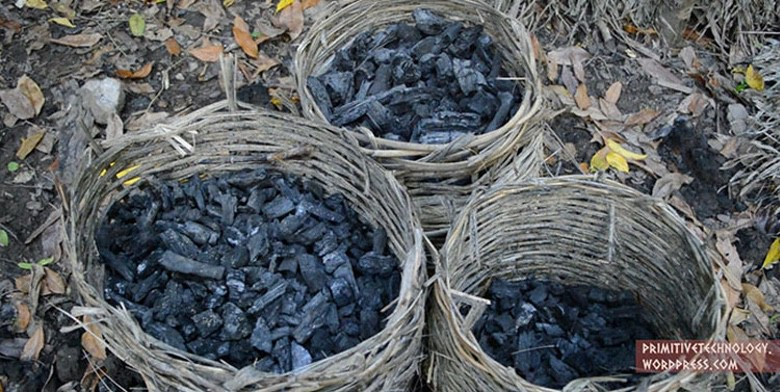 Photo of This Guy Makes Charcoal With His Bare Hands (Video)