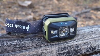Photo of Gear Haul: Black Diamond Storm Headlamp