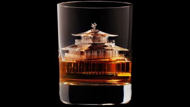 Photo of Suntory Whisky Carves Intricate 3D Ice Cubes (24 Photos / Video)