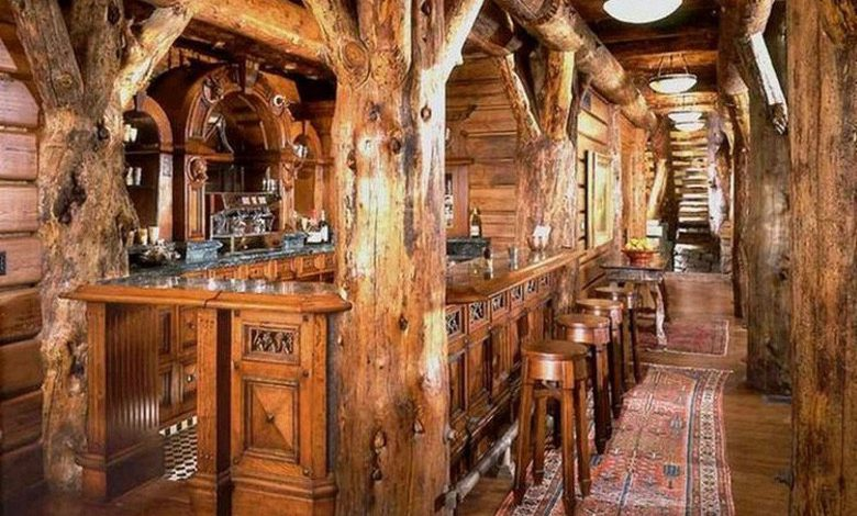 Photo of You'd Never Leave the House If You Had These Manly Home Bars (33 Photos)