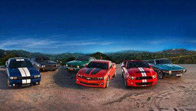 Photo of Afternoon Drive: American Muscle Cars (32 Photos)